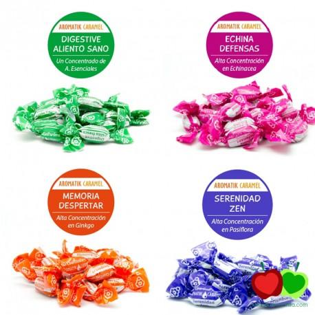 Caramelos ecológicos Esential Aroms