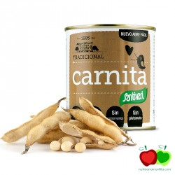Carnita 100% vegetal Santiveri