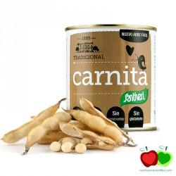 Carnita tradicional 100% vegetal Santiveri