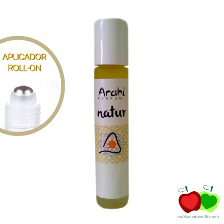 Perfume natur roll-on de Arahí
