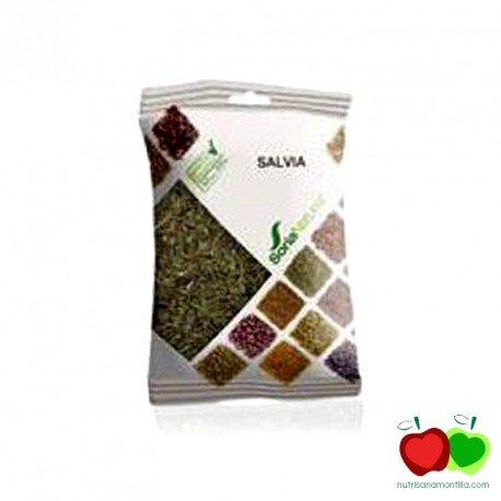 Salvia hojas Soria Natural
