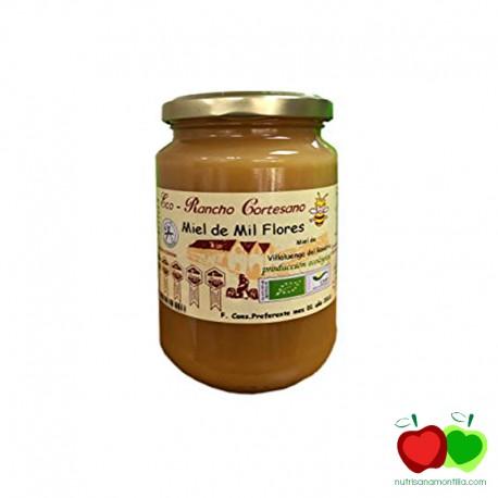 Miel ecológica Muria