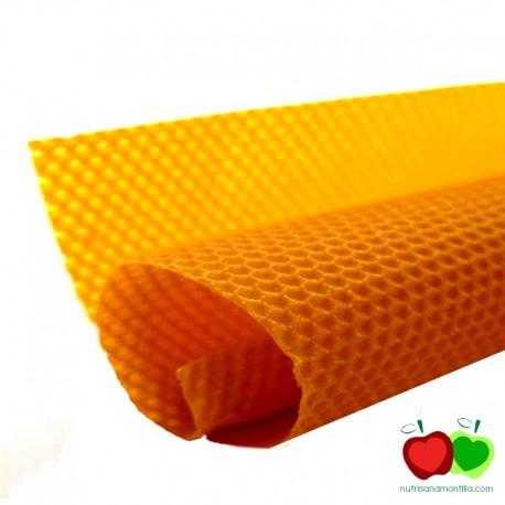 Lámina cera de abeja