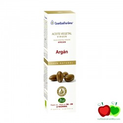 Aceite vegetal virgen de argán ecológico Esential Aroms