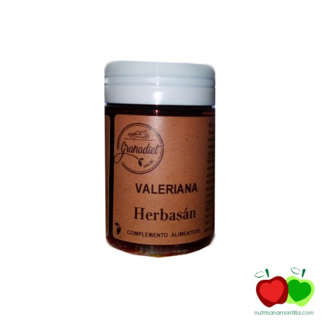 Valeriana en comprimidos Herbasan Granadiet