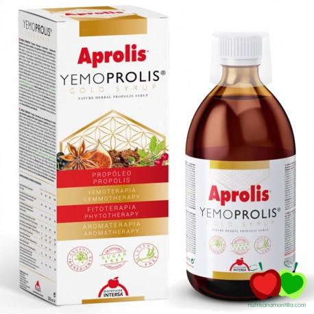 Jarabe Yemoprolis Aprolis Dietéticos Intersa