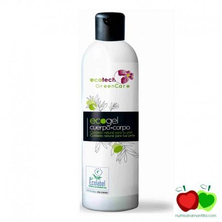Gel de baño ecológico Ecotech