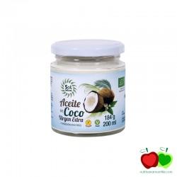 Aceite de coco BIO Sol Natural