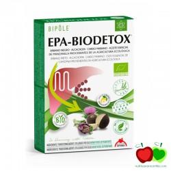 Epa-Biodetox concentrado bio sabor limón y manzanilla Bipole Dietéticos Intersa