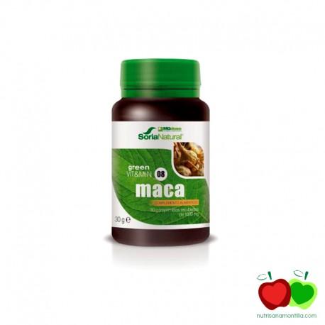Maca en comprimidos Mgdose