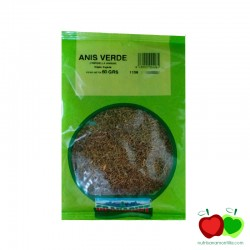 Anís verde Granadiet