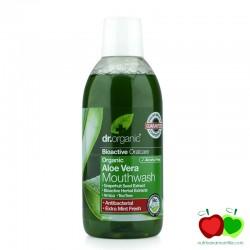 Enjuague bucal Aloe vera BIO Dr. Organic