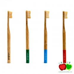 Cepillo dental bambú biodegradalbe