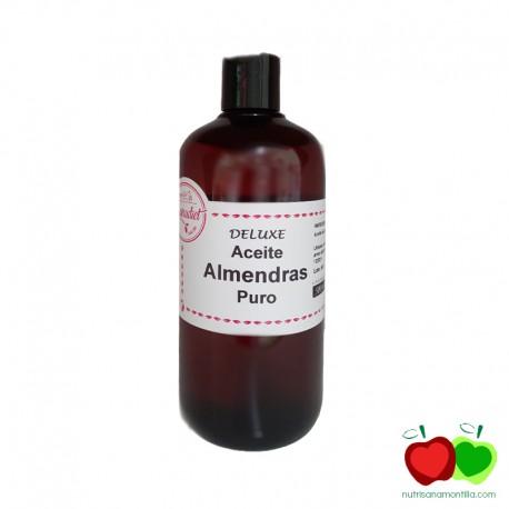 Aceite puro de almendras Granadiet