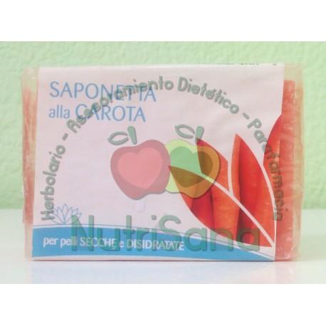 Jabón zanahoria Il fior di loto