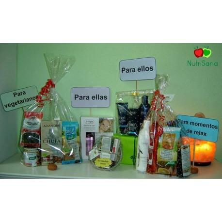 Pack de regalo personalizado