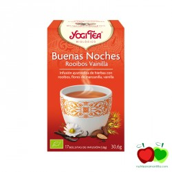 Infusión Yogi Tea
