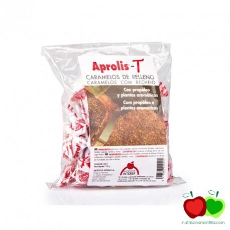 Caramelos de propóleo y plantas aromáticas Aprolis-T