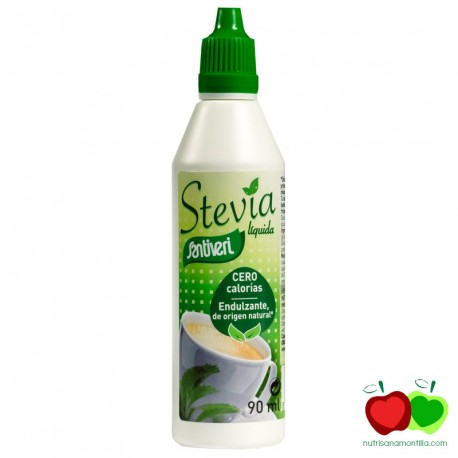Stevia líquida Santiveri
