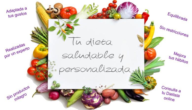 Dietas online saludables en tu herbolario online
